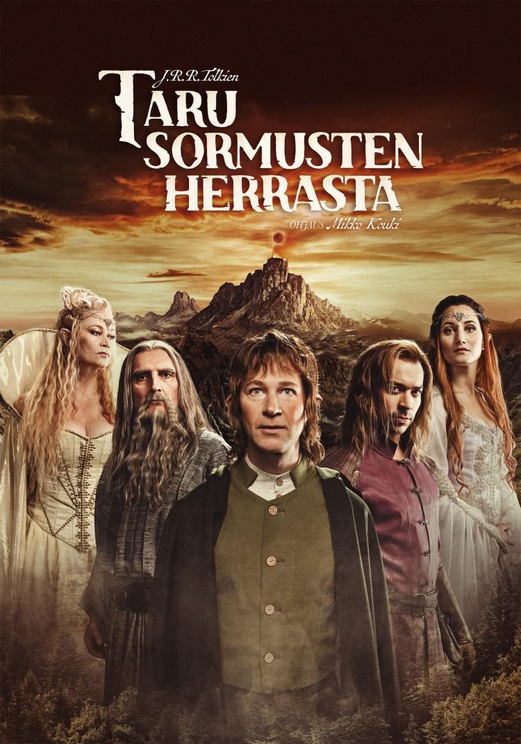 Taru Sormusten Herrasta_teksti_Turun Kaupunginteatteri